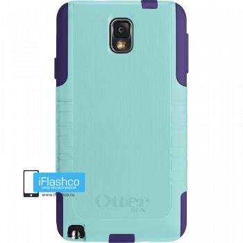 Чехол OtterBox Commuter для Samsung Galaxy Note 3 Lily голубой