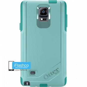 Чехол OtterBox Commuter для Samsung Galaxy Note 4 Aqua Sky голубой