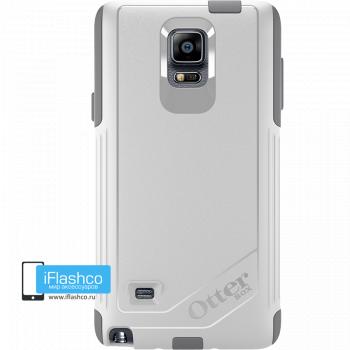 Чехол OtterBox Commuter для Samsung Galaxy Note 4 Glacier серый
