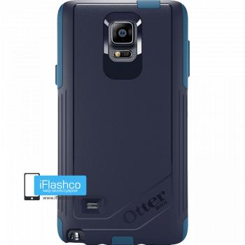 Чехол OtterBox Commuter для Samsung Galaxy Note 4 Ink Blue синий