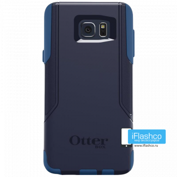 Чехол OtterBox Commuter для Samsung Galaxy Note 5 Indigo Harbor синий
