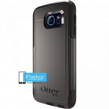Чехол OtterBox Commuter для Samsung Galaxy S6 Black черный