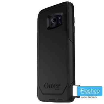Чехол OtterBox Commuter для Samsung Galaxy S7 Edge Black черный