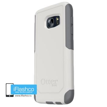 Чехол OtterBox Commuter для Samsung Galaxy S7 Glacier серый