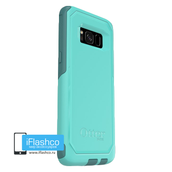 Чехол OtterBox Commuter для Samsung Galaxy S8 Aqua Mint Way голубой