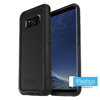 Чехол OtterBox Commuter для Samsung Galaxy S8+ Black черный