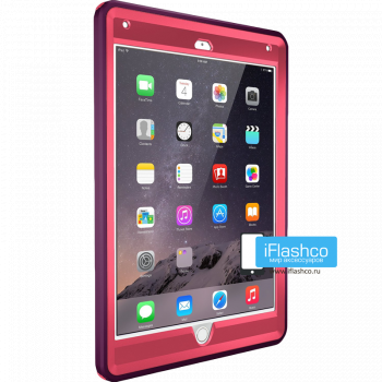 Чехол OtterBox Defender для iPad Air 2 Crushed Damson фиолетовый