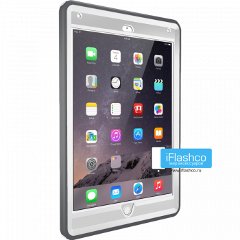 Чехол OtterBox Defender для iPad Air 2 Glacier серый