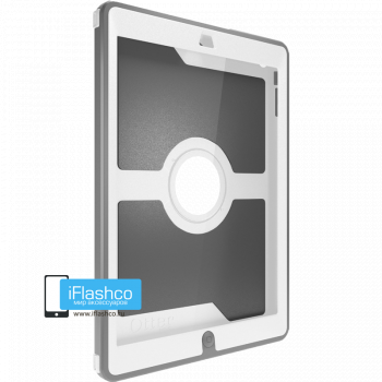 Чехол OtterBox Defender для iPad Air Glacier серый