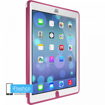 Чехол OtterBox Defender для iPad Air Papaya розовый