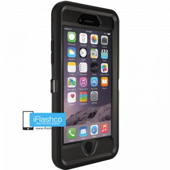 Чехол OtterBox Defender для iPhone 6 / 6s Black черный