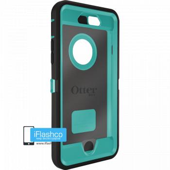Чехол OtterBox Defender для iPhone 6 / 6s Black / Light Teal черный с голубым