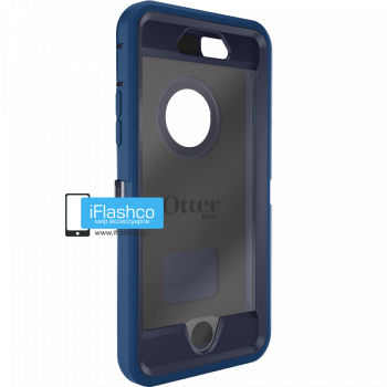 Чехол OtterBox Defender для iPhone 6 / 6s Ink Blue синий