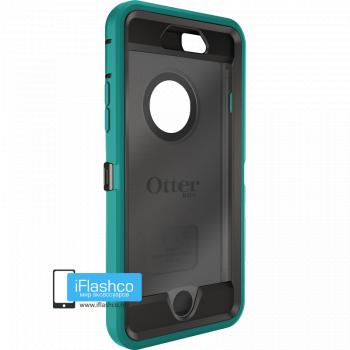 Чехол OtterBox Defender для iPhone 6 / 6s Light Teal / Black голубой с черным