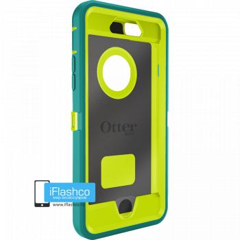 Чехол OtterBox Defender для iPhone 6 / 6s Light Teal / Citron Green голубой с салатовым