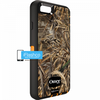 Чехол OtterBox Defender для iPhone 6 / 6s Max 5 оранжевый с рисунком