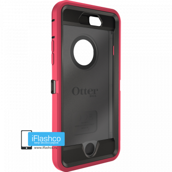 Чехол OtterBox Defender для iPhone 6 / 6s Neon Rose / Black розовый с черным