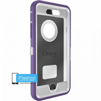 Чехол OtterBox Defender для iPhone 6 / 6s Opal Purple / White фиолетовый с белым