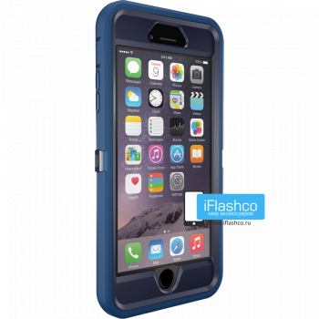 Чехол OtterBox Defender для iPhone 6 Plus / 6s Plus Ink Blue синий