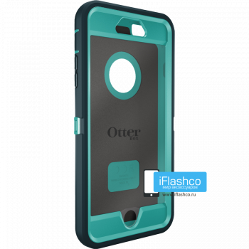 Чехол OtterBox Defender для iPhone 6 Plus / 6s Plus Oasis темно-синий с голубым