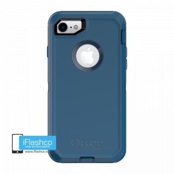 Чехол OtterBox Defender для iPhone 7 / 8 Bespoke Way синий
