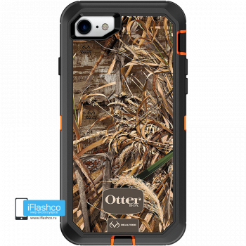 Чехол OtterBox Defender для iPhone 7 / 8 RealTree Max 5HD
