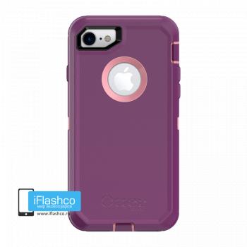 Чехол OtterBox Defender для iPhone 7 / 8 Vinyasa фиолетовый