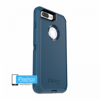 Чехол OtterBox Defender для iPhone 7 Plus / 8 Plus Bespoke Way синий