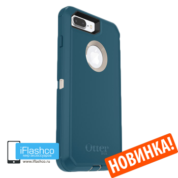 Чехол OtterBox Defender для iPhone 7 Plus / 8 Plus Big Sur