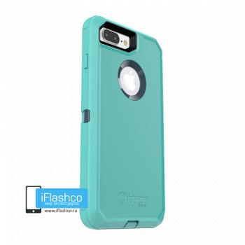 Чехол OtterBox Defender для iPhone 7 Plus / 8 Plus Borealis голубой