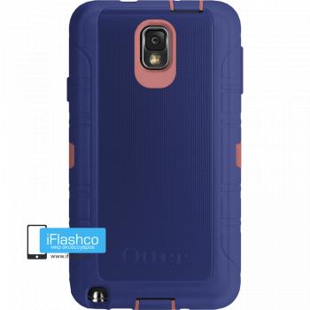Чехол OtterBox Defender для Samsung Galaxy Note 3 Berry синий с малиновым
