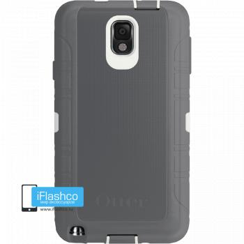 Чехол OtterBox Defender для Samsung Galaxy Note 3 Glacier серый