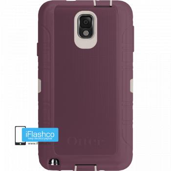 Чехол OtterBox Defender для Samsung Galaxy Note 3 Merlot бордовый