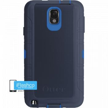 Чехол OtterBox Defender для Samsung Galaxy Note 3 Surf синий