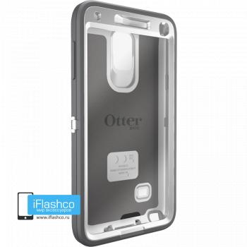 Чехол OtterBox Defender для Samsung Galaxy Note 4 Glacier серый