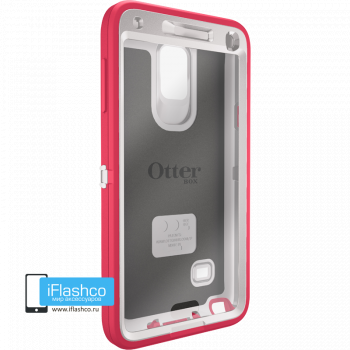 Чехол OtterBox Defender для Samsung Galaxy Note 4 Neon Rose розовый