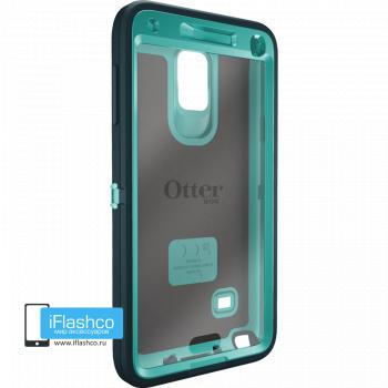 Чехол OtterBox Defender для Samsung Galaxy Note 4 Oasis темно-зеленый
