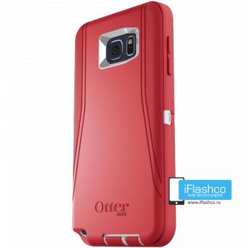Чехол OtterBox Defender для Samsung Galaxy Note 5 Fire Within красный