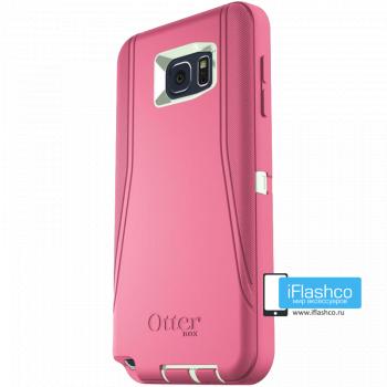 Чехол OtterBox Defender для Samsung Galaxy Note 5 Melon Pop розовый