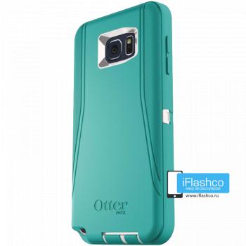 Чехол OtterBox Defender для Samsung Galaxy Note 5 Seacrest зеленый