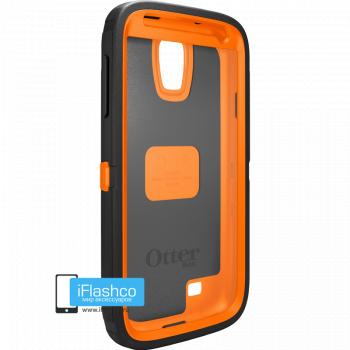 Чехол OtterBox Defender для Samsung Galaxy S4 Blaze Orange/Black черный с оранжевым