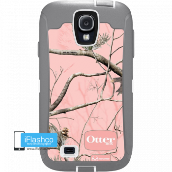 Чехол OtterBox Defender для Samsung Galaxy S4 RealTree Camo AP Pink