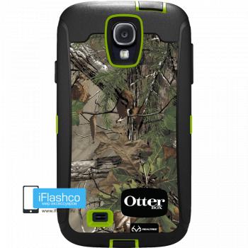 Чехол OtterBox Defender для Samsung Galaxy S4 RealTree Xtra Green
