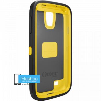 Чехол OtterBox Defender для Samsung Galaxy S4 Sun Yellow/Black черный с желтым