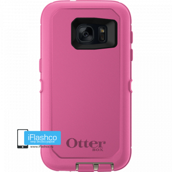 Чехол OtterBox Defender для Samsung Galaxy S7 Berries N Cream розовый