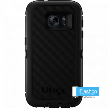 Чехол OtterBox Defender для Samsung Galaxy S7 Black черный
