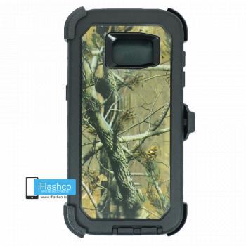 Чехол Otterbox Defender для Samsung Galaxy S7 Edge Black Camo 2