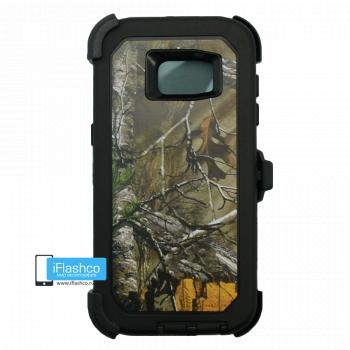 Чехол Otterbox Defender для Samsung Galaxy S7 Edge Black Camo 3
