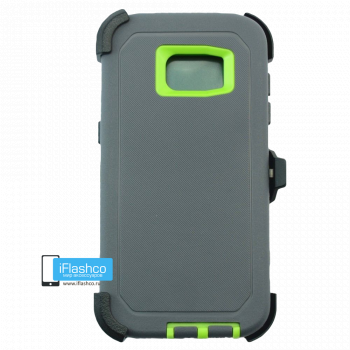 Чехол Otterbox Defender для Samsung Galaxy S7 Edge Glacier / Green