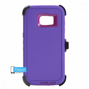 Чехол Otterbox Defender для Samsung Galaxy S7 Edge Purple